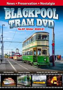 Blackpool Tram DVD No.97 - Winter 2020/21