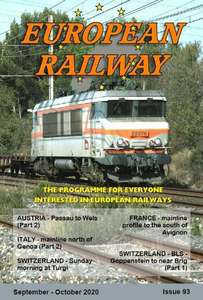 European Railway: Issue 93