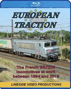 European Traction: SNCF BB7200/ Blu-ray