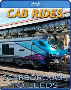 Cab Rides: Scarborough to Leeds. Blu-ray