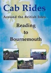 Reading to Bournemouth - Railscene Cab Ride