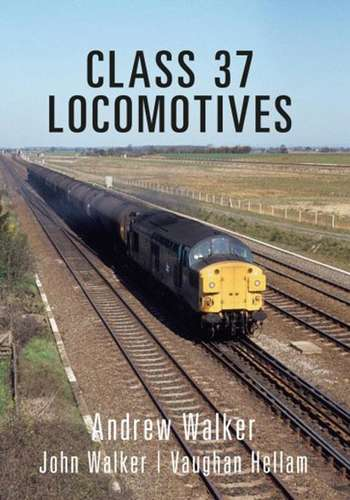 Class 37 Locomotives - Book