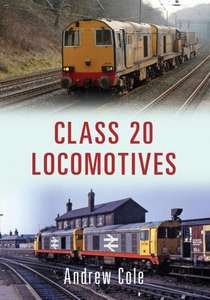 Class 20 Locomotives - Book