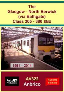 The Glasgow - North Berwick (via Bathgate) Class 305-380 EMU (1991 - 2014)