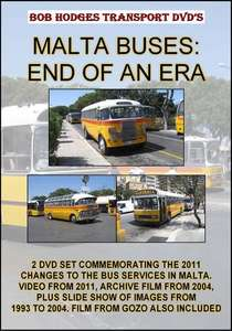 Malta Buses End Of An Era