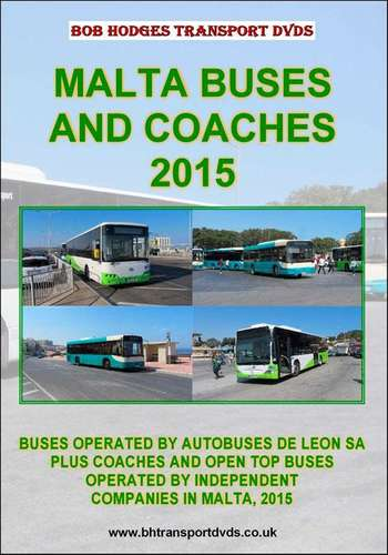 Malta Buses and Coaches 2015