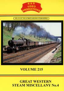 Great Western Steam Miscellany No.4 - Volume 215