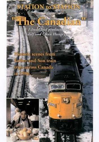 Station to Station on The Canadian