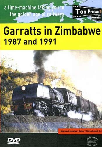 Garratts in Zimbabwe 1987 and 1991