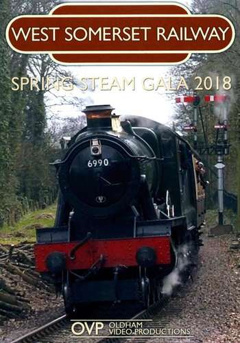 West Somerset Railway Spring Steam Gala 2018