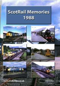 ScotRail Memories 1988