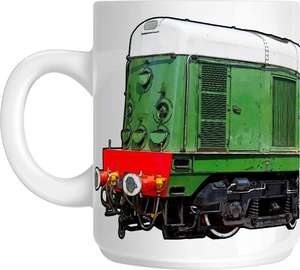 The Preserved Diesel Mug Collection - No.1