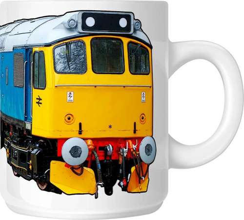 The Preserved Diesel Mug Collection - No.7