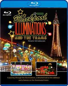 Blackpool Illuminations and the Trams - Blu-ray