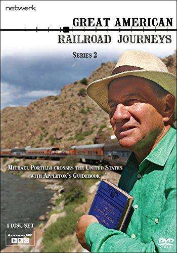 Great American Railroad Journeys - The Complete Series 2