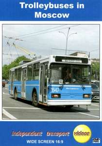 Trolleybuses in Moscow