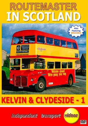 Routemaster in Scotland - Kevin & Clydeside Part 1