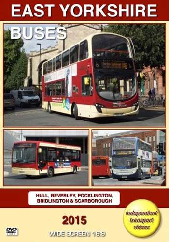 East Yorkshire Buses 2015