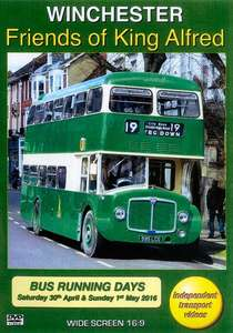 Friends of King Alfred Bus Running Days 2016