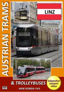 Austrian Trams and Trolleybuses 2 - Linz and Salzburg
