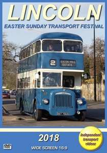 Lincoln - Easter Sunday Transport Festival 2018