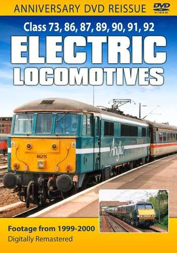 Class 73, 86, 87, 89, 90, 91, 92 - ELECTRIC LOCOMOTIVES