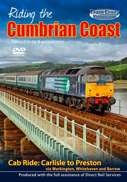 Riding the Cumbrian Coast: Cab Ride - Carlisle to Preston