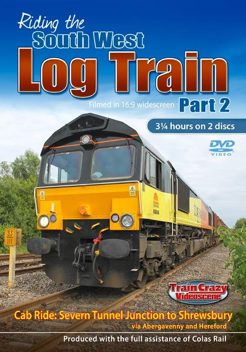 Riding the South West Log Train Part 2