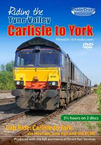 Riding the Tyne Valley: Carlisle to York