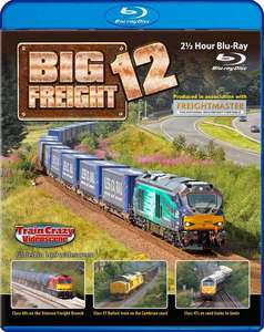 Big Freight 12 - Blu-ray