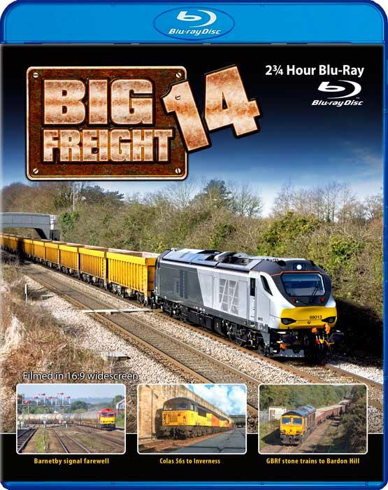 Big Freight 14 - Blu-ray