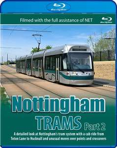Nottingham Trams - Part 2 - Blu-ray