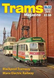 TRAMS Magazine 53 - Summer 2011
