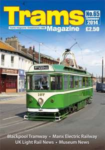 TRAMS Magazine 65 - Summer 2014