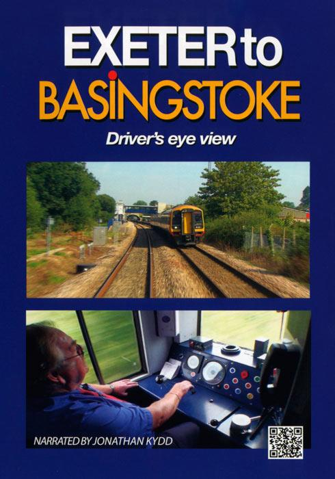 Exeter to Basingstoke - Drivers Eye View
