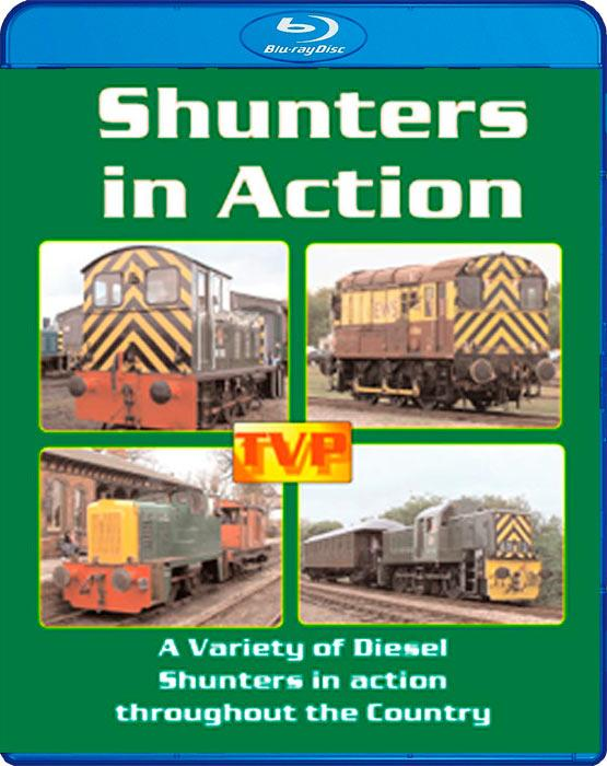 Shunters in Action - Blu-ray