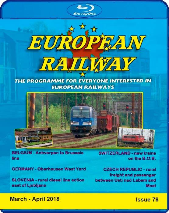 European Railway - Issue 78 - Blu-ray