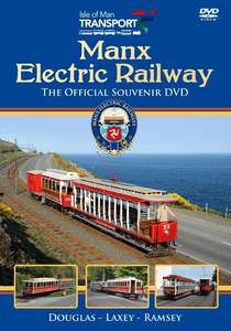 Manx Electric Railway - The Official Souvenir DVD