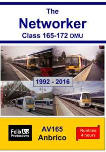 The Networker Class 165-172 DMU 1992-2016 - 4 Disc Set