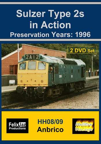 Sulzer Type 2s in Action - Preservation years - 1996