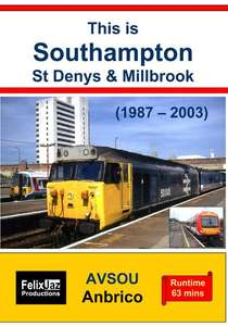 This is Southampton St Denys & Millbrook (1987 - 2003)