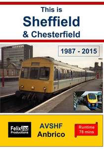 This is Sheffield and Chesterfield 1987 - 2015