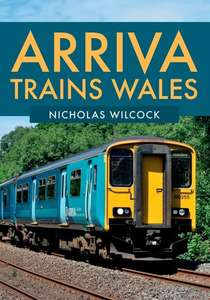 Arriva Trains Wales - Book