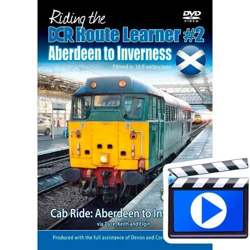 Riding the DCR Route Learner #2 - Aberdeen to Inverness