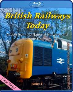 British Railways Today: Issue 1. Blu-ray