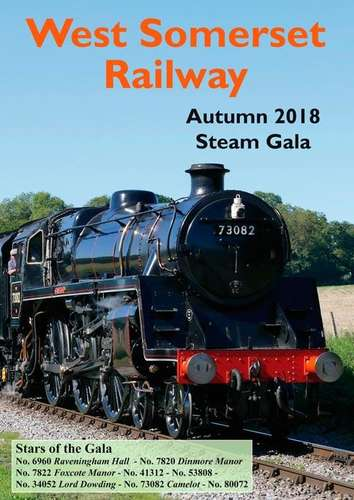 West Somerset Railway Autumn 2018 Steam Gala