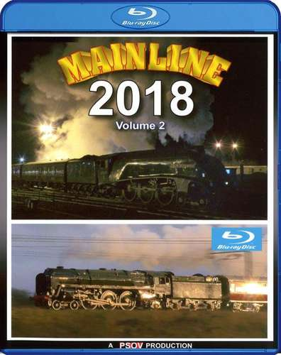 Mainline 2018 Volume 2. Blu-ray