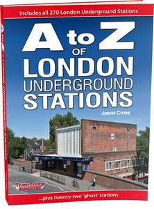 A to Z of London Underground Stations - Book