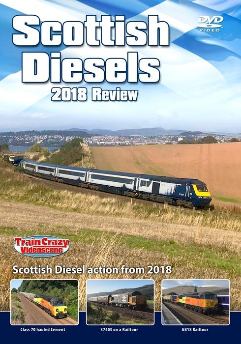 Scottish Diesels 2018 Review