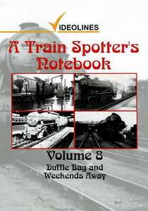 A Train Spotter's Notebook: Volume 8
